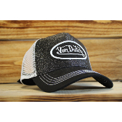 Casquette Trucker Von Dutch Flakes