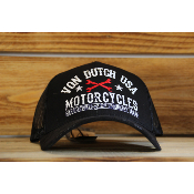Casquette Von Dutch Garn Black & White