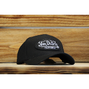 Casquette Von Dutch Lofb California noir